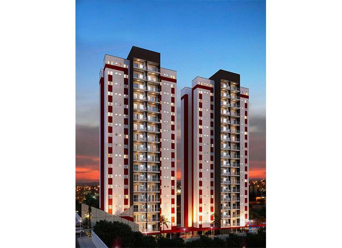 Prime Negócios Imobiliários - Apartamento em Lançamentos no bairro Mogi Moderno - Mogi das Cruzes, SP - Ref: LAN-05