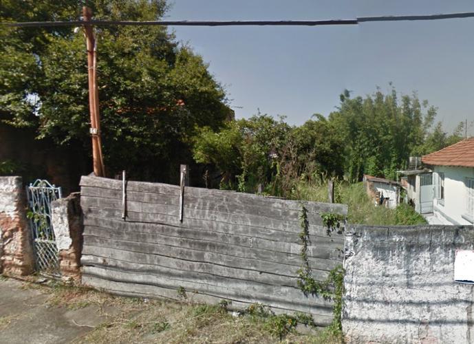Terreno a Venda no bairro Vila Palmeiras - São Paulo, SP - Ref: V37663