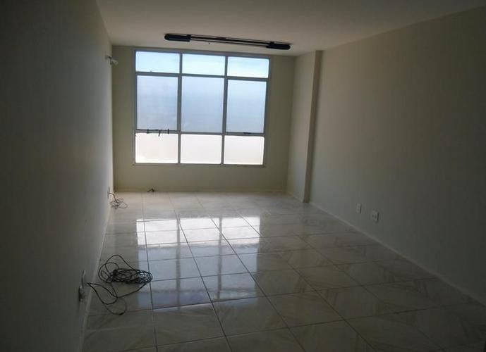 Sala Comercial em condomínio - Sala Comercial para Aluguel no bairro Centro - São Gonçalo, RJ - Ref: TRA06275