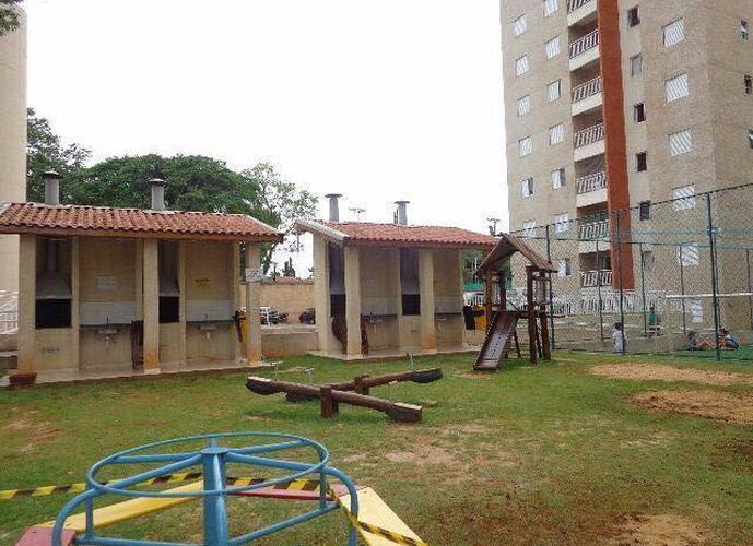 Edifício Jatobá - Apartamento a Venda no bairro Vila Queiroz - Limeira, SP - Ref: RB1001