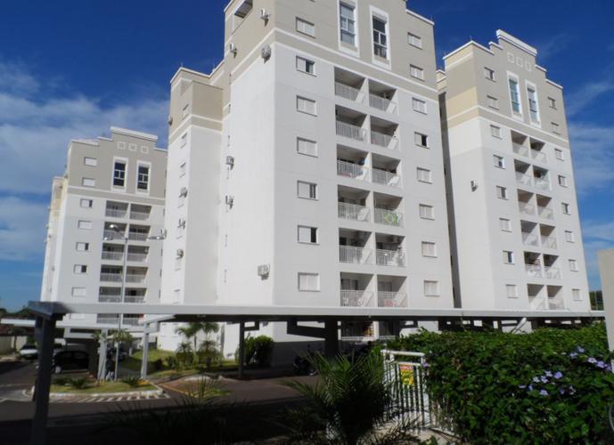 RESIDENCIAL LARISSA - Apartamento para Aluguel no bairro Pedro Perri - Araçatuba, SP - Ref: MM64527