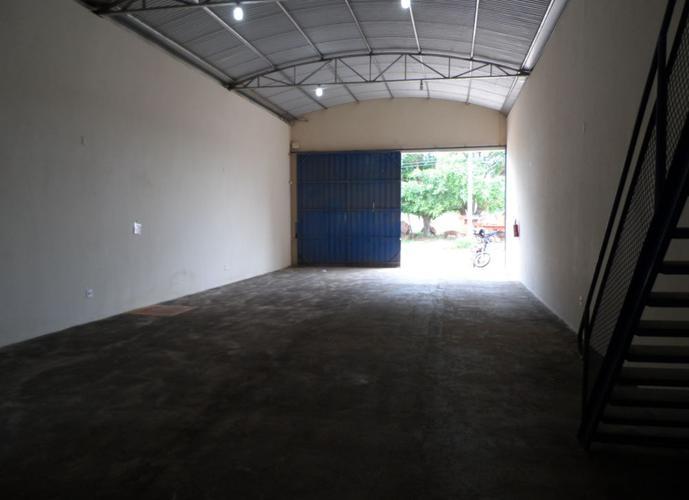 Galpão no bairro Nobre Ville - Galpão para Aluguel no bairro Nobre Ville - Araçatuba, SP - Ref: MM85760