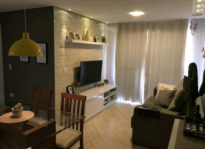Apto 2  dorm, condominio Magestic - Apartamento a Venda no bairro Vila Nova Esperia - Jundiaí, SP - Ref: MRI10356