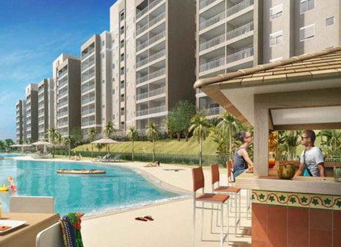 Apto2 quartos Tons de Ipanema - Medeiros Jundiaí - Apartamento a Venda no bairro Medeiros - Jundiaí, SP - Ref: MRI29929