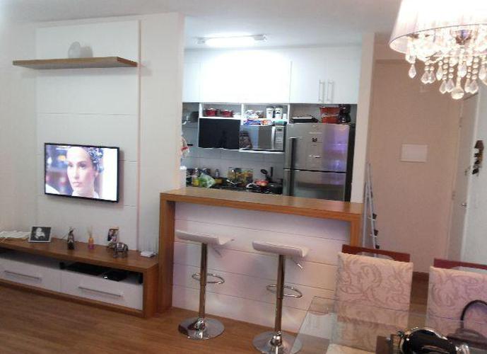 PRACTICE CLUB HOUSE-Apto 2 dorm - Rua do Retiro - Jundiaí - Apartamento a Venda no bairro Vila Das Hortencias - Jundiaí, SP - Ref: MRI18135