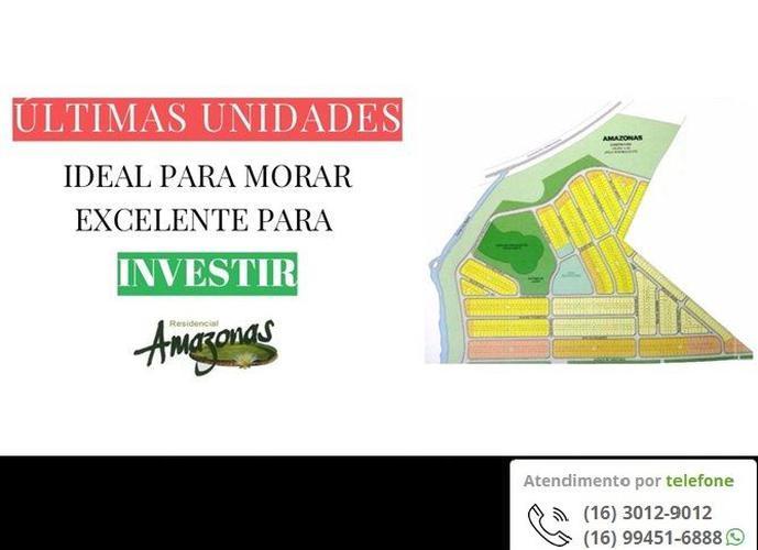 TERRENO AMAZONAS - Terreno a Venda no bairro Residencial Amazonas - Franca, SP - Ref: W203