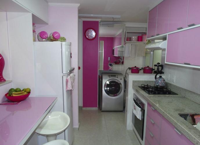 Residencial Ravenna - Apartamento a Venda no bairro Portal do Paraíso I - Jundiaí, SP - Ref: IB10092