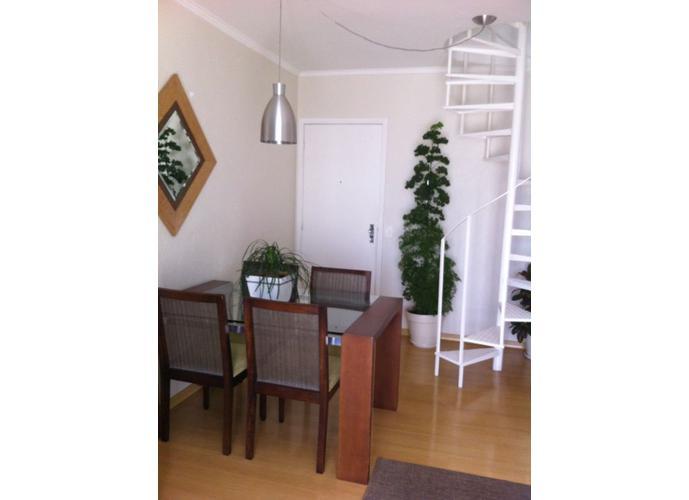 Cobertura - Cond. Casablanca - Rua do Retiro - Jundiai - Apartamento a Venda no bairro Anhangabaú - Jundiaí, SP - Ref: MRI03405