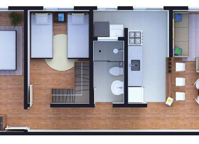 Apto 2 dorms em Jundiaí -Com elevador - Barato! - Apartamento a Venda no bairro Fazgran - Jundiaí, SP - Ref: MRI00868