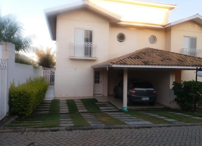 Casa Sobrado - Chácara das Palmeiras Imperiais - Casa em Condomínio a Venda no bairro Chácaras Saudáveis e Encantadoras - Jundiaí, SP - Ref: IB95523
