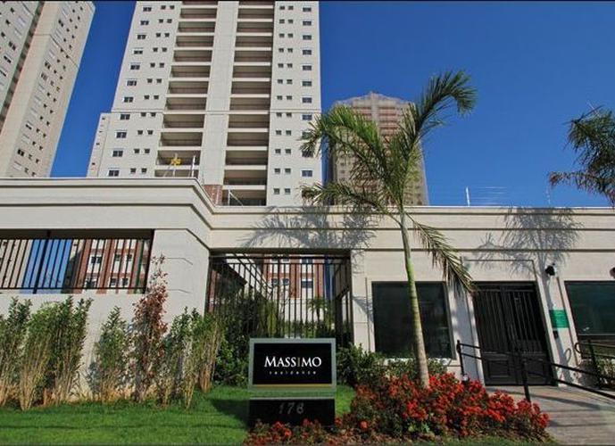 Massimo Residence - Apartamento a Venda no bairro Vila Arens - Jundiaí, SP - Ref: IB02052
