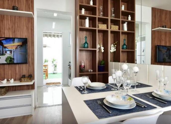 Residencial CONQUISTA VARGEM GRANDE - Casa em Condomínio a Venda no bairro Jardim São Marcos - Vargem Grande Paulista, SP - Ref: IM82753VGP