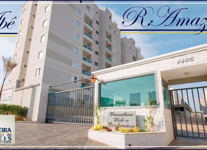 (VENDIDO) I APARTAMENTO FIORENTINE - Apartamento a Venda no bairro Residencial Amazonas - Franca, SP - Ref: AF199