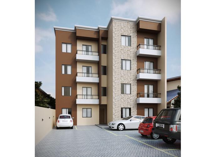 EDIFÍCIO CORTES - Apartamento a Venda no bairro Afonso Pena - São José Dos Pinhais, PR - Ref: MB94950