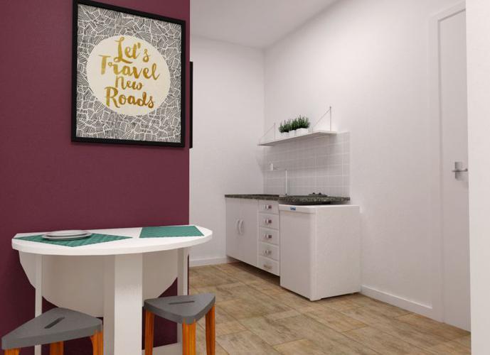 Studio para Aluguel no bairro Liberdade - São Paulo, SP - Ref: FM230