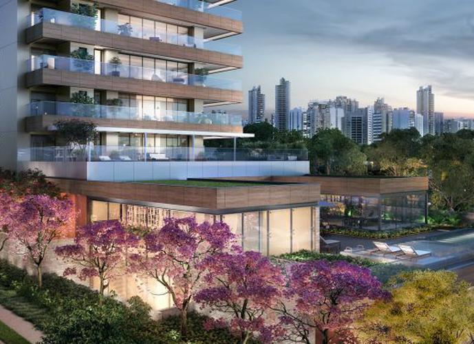 Curitiba - Apartamento Alto Padrão a Venda no bairro Paraiso - São Paulo, SP - Ref: GE36603