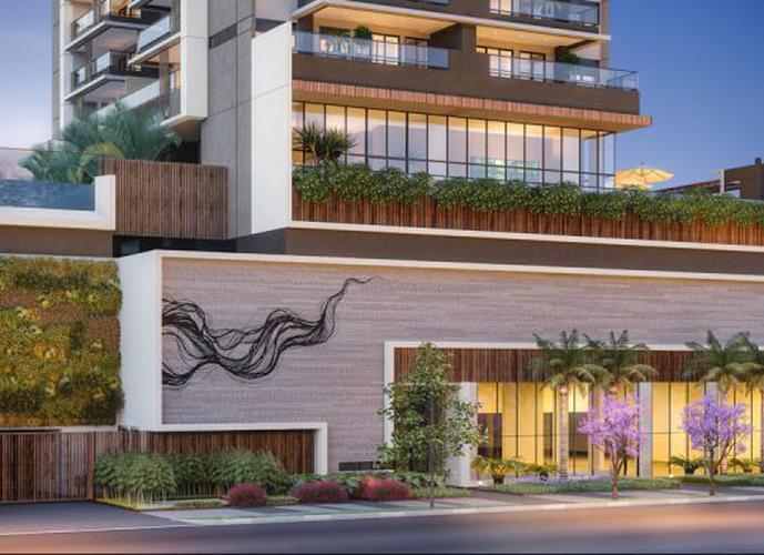 Pin Home Design - Apartamento em Lançamentos no bairro Pinheiros - São Paulo, SP - Ref: GE08923