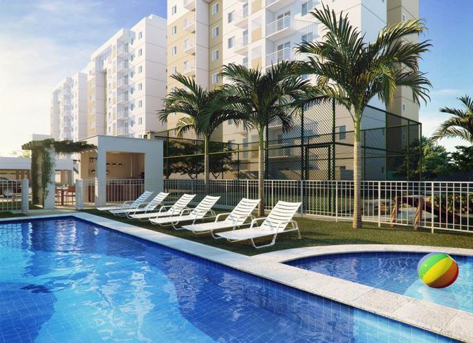 Flores Parque do Carmo - Apartamento a Venda no bairro Jardim Colonial - São Paulo, SP - Ref: GE50133