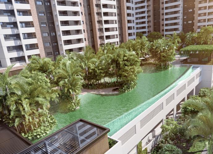 Piscine Station Resort - Apartamento a Venda no bairro Brás - São Paulo, SP - Ref: GE44294