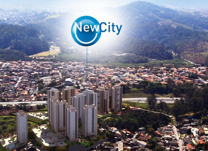 New City Two - Apartamento a Venda no bairro Pirituba - São Paulo, SP - Ref: GE25673
