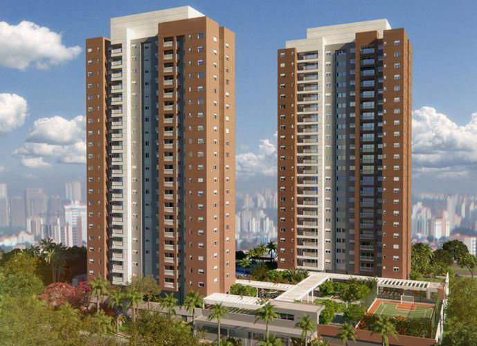 Brookfield Century Residence - Apartamento a Venda no bairro Homero Thon - Santo André, SP - Ref: GE22031
