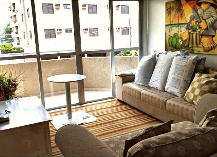 APARTAMENTO 81M² EM GUARUJÁ - Apartamento a Venda no bairro Balneário Cidade Atlântica - Guarujá, SP - Ref: A-46393