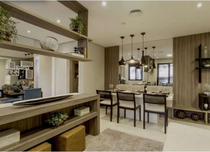 Apartamento 48,31m² 2 dorms na Vila Mariana - Apartamento a Venda no bairro Vila Clementino - São Paulo, SP - Ref: A-16318