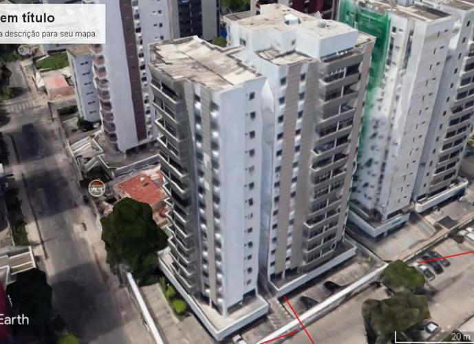 Edificio São Luis com 76m² em Boa Viagem- Recife - Apartamento a Venda no bairro Boa VIagem - Recife, PE - Ref: EL001