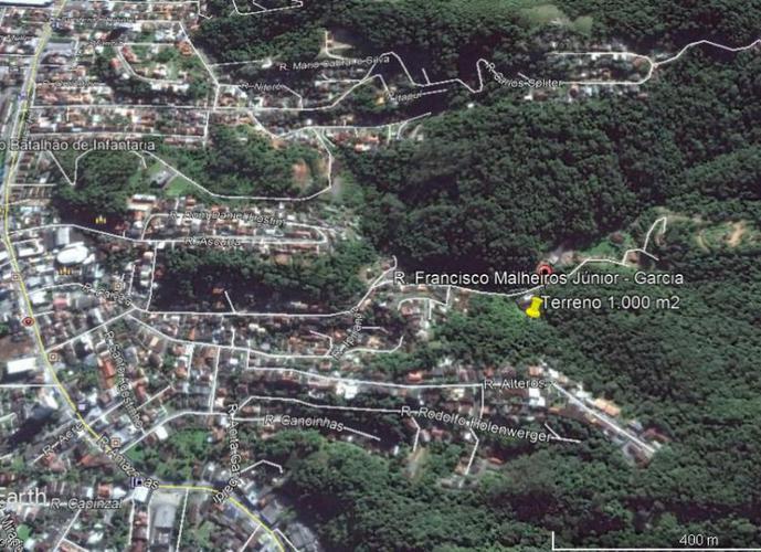 Terreno a Venda no bairro Garcia - Blumenau, SC - Ref: 321