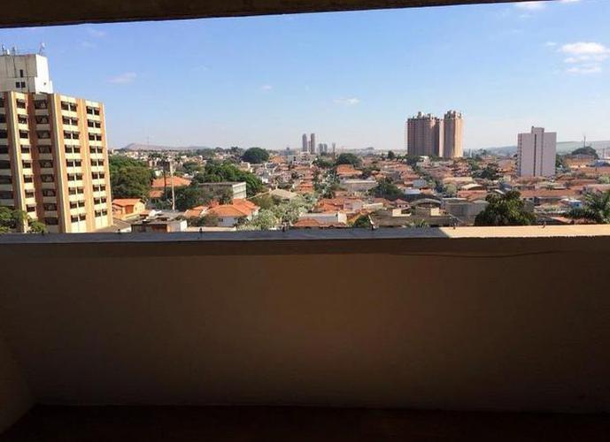 Edificio Satelite - Apartamento a Venda no bairro Centro - Limeira, SP - Ref: BF76517