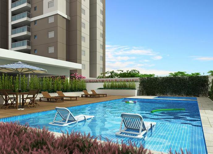 Edificio Kairóz Residencial - Apartamento a Venda no bairro Vila Independencia - Piracicaba, SP - Ref: BF53915