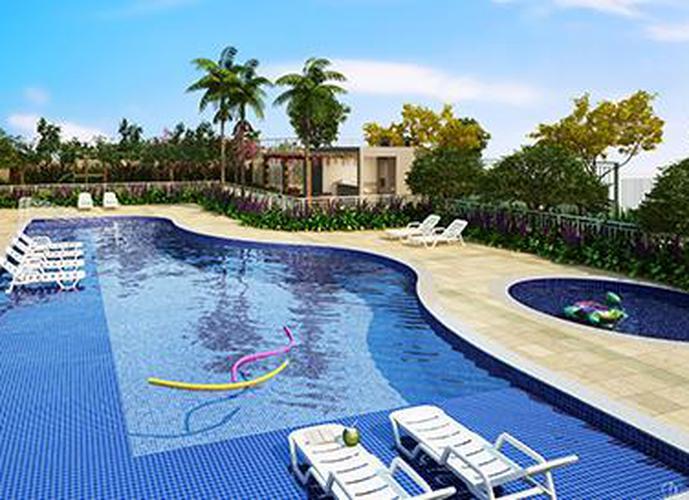 Artz Residencial - Apartamento a Venda no bairro Jardim Santa Fé - Limeira, SP - Ref: BF84947