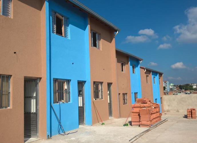 SOBRADO EM CONDOMINIO JD ROSAS - Sobrado a Venda no bairro Jd Rosas - Francisco Morato, SP - Ref: TO44706