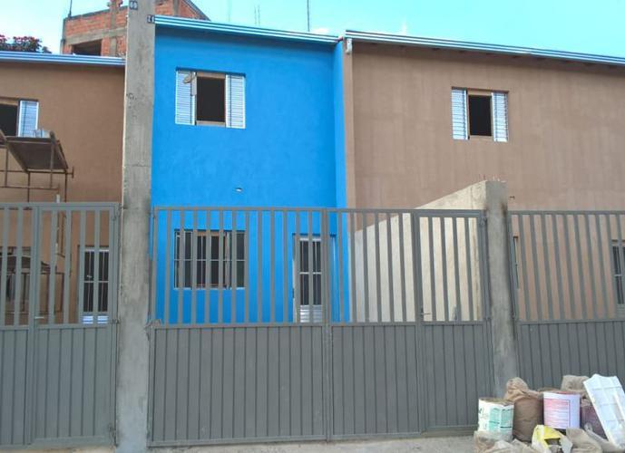 SOBRADO NO JARDIM OLGA - Sobrado Geminado a Venda no bairro Jardim Olga - Francisco Morato, SP - Ref: TO93022