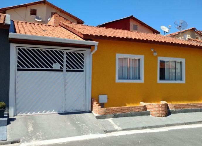 Casa no bairro Silva Romero - Casa em Condomínio a Venda no bairro Silva Romero - Francisco Morato, SP - Ref: TO45011