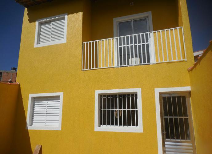 SOBRADO EM FRANCO DA ROCHA - Sobrado a Venda no bairro Jd Sto Antonio - Franco da Rocha, SP - Ref: TO97924