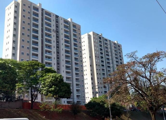Terrazzo Limeira - Apartamento a Venda no bairro Vila Rosalia - Limeira, SP - Ref: BF36585