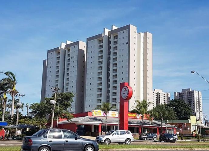 Patio das Palmeiras - Apartamento a Venda no bairro Jardim Santa Fé - Limeira, SP - Ref: BF90436