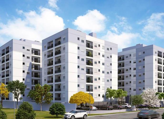 Lançamento Condominio Montreal - Apartamento em Lançamentos no bairro Chácara Antonieta - Limeira, SP - Ref: BF11151