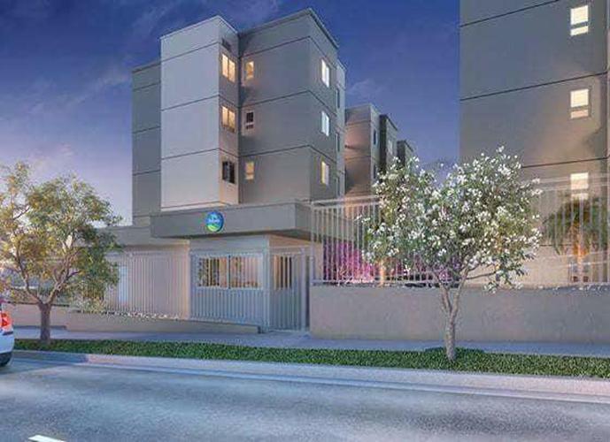 Conquista Parque Hypolito - Apartamento em Lançamentos no bairro Parque Hypolito - Limeira, SP - Ref: BF32201