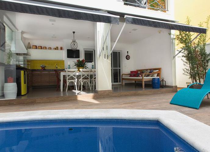 Casa Morumbi Condomínio Fechado - Casa em Condomínio a Venda no bairro Jardim Morumbi - São Paulo, SP - Ref: FJR013-SP
