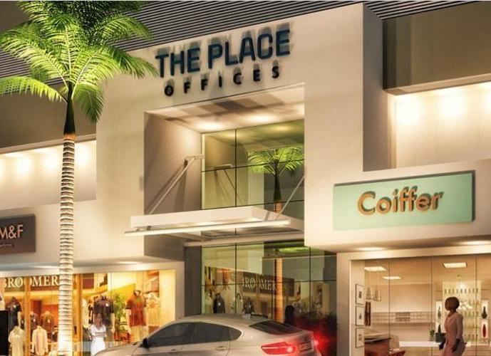 The Place Officie - Salas e Lojas Comerciais - Sala Comercial a Venda no bairro Divino Espirito Santo - Vila Velha, ES - Ref: M38431