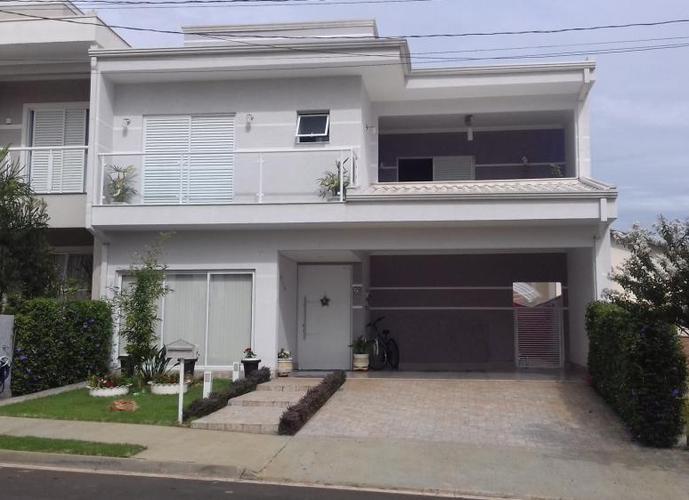 Sobrado à venda condomínio Residencial Real Park Sumaré - Sobrado a Venda no bairro Residencial Real Parque Sumaré - Sumaré, SP - Ref: CO87528