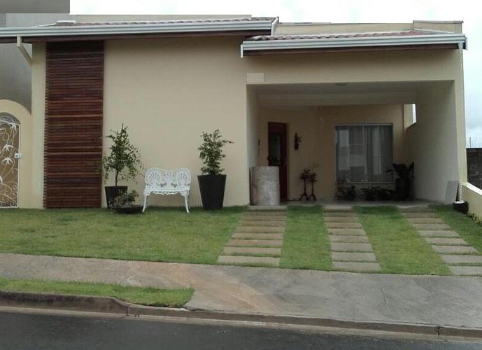 Casa térrea à venda condomínio Residencial Real Park Sumaré - Casa em Condomínio a Venda no bairro Residencial Real Parque Sumaré - Sumaré, SP - Ref: CO03018