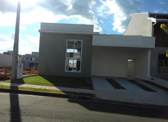 Casa térrea à venda Condomínio Residencial Real Park Sumaré - Casa em Condomínio a Venda no bairro Residencial Real Parque Sumaré - Sumaré, SP - Ref: CO70351