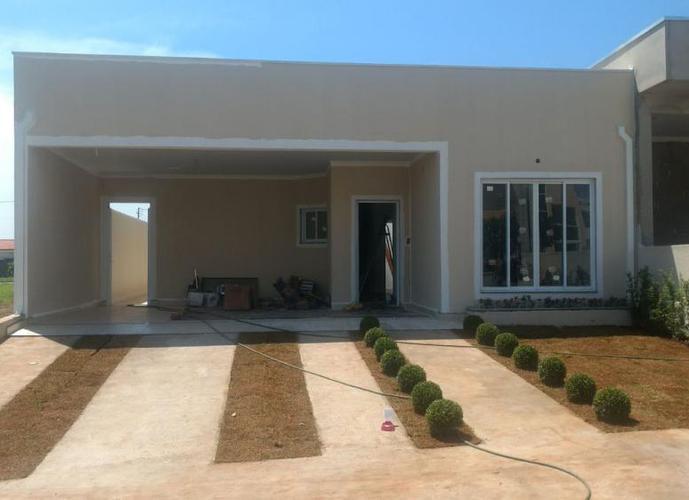 Casa térrea à venda Condomínio Residencial Real Park Sumaré - Casa em Condomínio a Venda no bairro Residencial Real Parque Sumaré - Sumaré, SP - Ref: CO66478