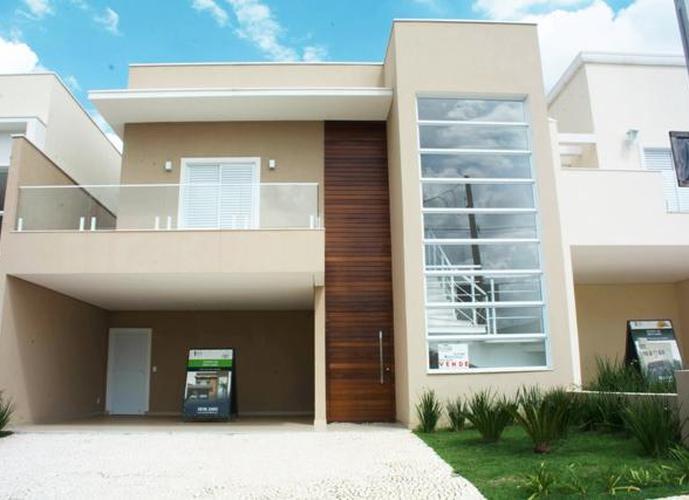 Sobrado à venda Condomínio Residencial Real Park Sumaré - Sobrado a Venda no bairro Residencial Real Parque Sumaré - Sumaré, SP - Ref: CO39813