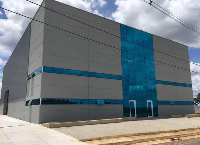 Condomínio W Park - Galpão para Aluguel no bairro Vila Primavera - Mogi Mirim, SP - Ref: AL51114