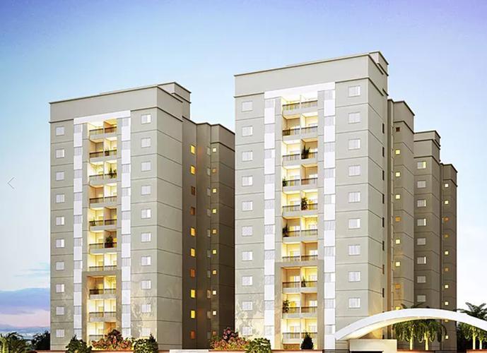 Edifício Trix Home Horto - Apartamento a Venda no bairro Caguassu - Sorocaba, SP - Ref: 2043