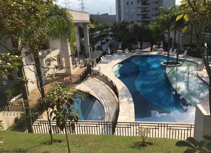 Bosque Tamboré, 101 m2, 2 dorms, 2 vagas, Av. Marcos Ulhoa - Apartamento para Aluguel no bairro Tamboré - Santana de Parnaíba, SP - Ref: AG07201